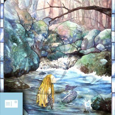 lawrence-melusine-carte-postale