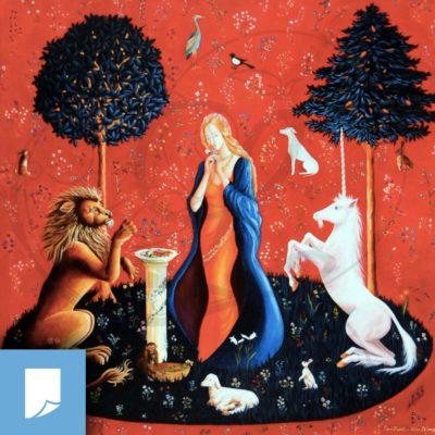 poster-odorat-sens-dame-a-la-licorne-legendart