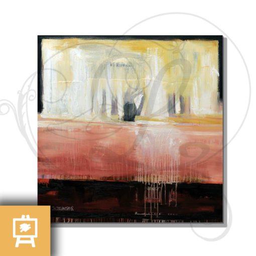 peinture-ile-soleil-delanssays-or-legendart