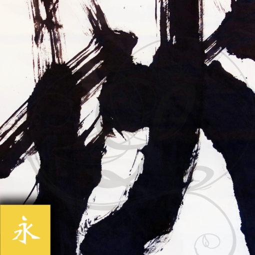legendart, calligraphie, chinoise, vente, oeuvre, en ligne, automne