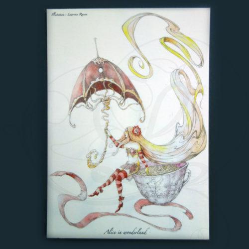lawrence-rasson-carte-postale-alice-wonderland-02
